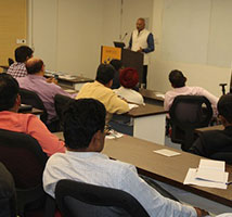 Exposure to Securities Markets of India for NIFM Students, Patalganga