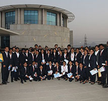 Visit NISM,IMERT Pune