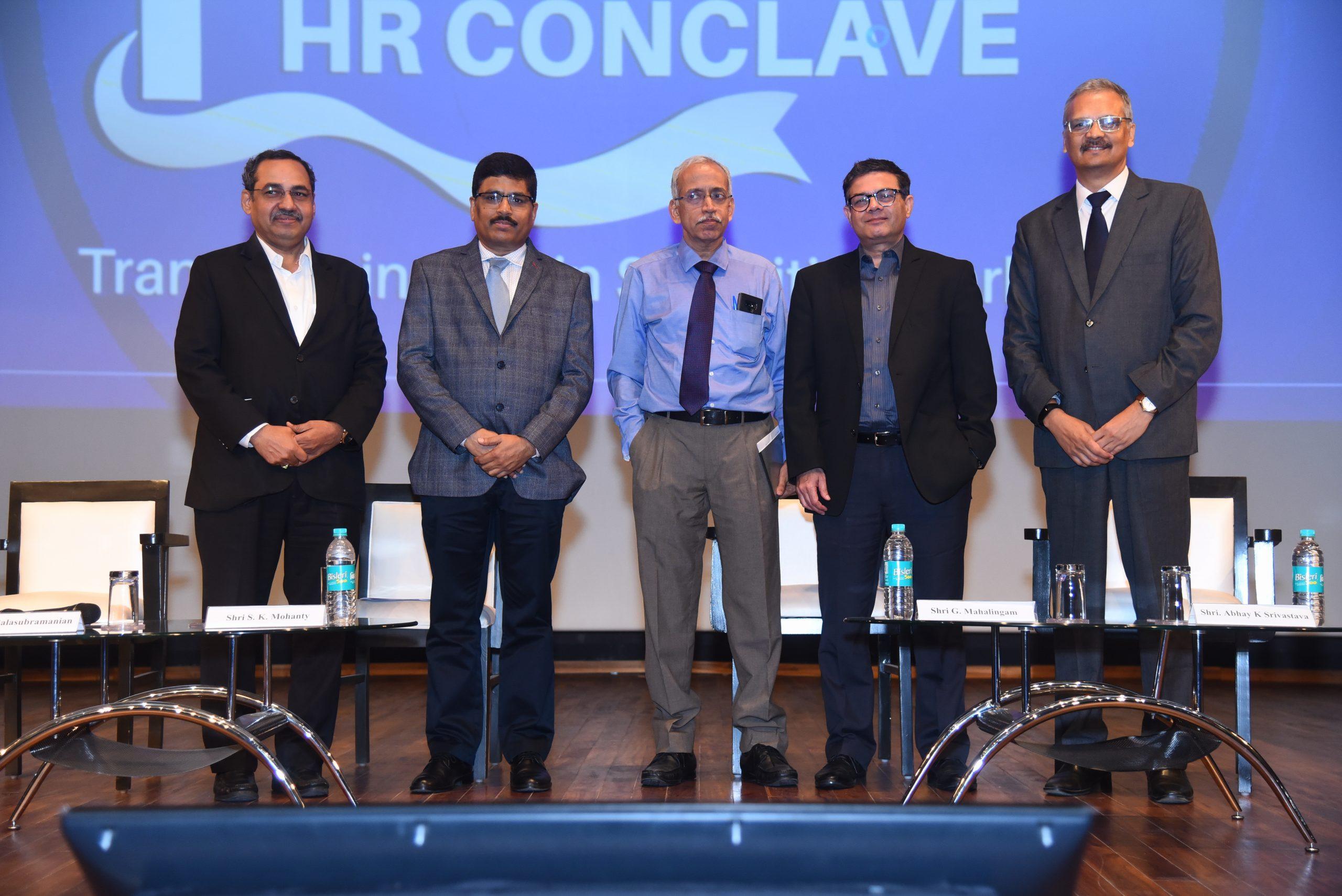 1st National HR Conclave |November 16, 2019