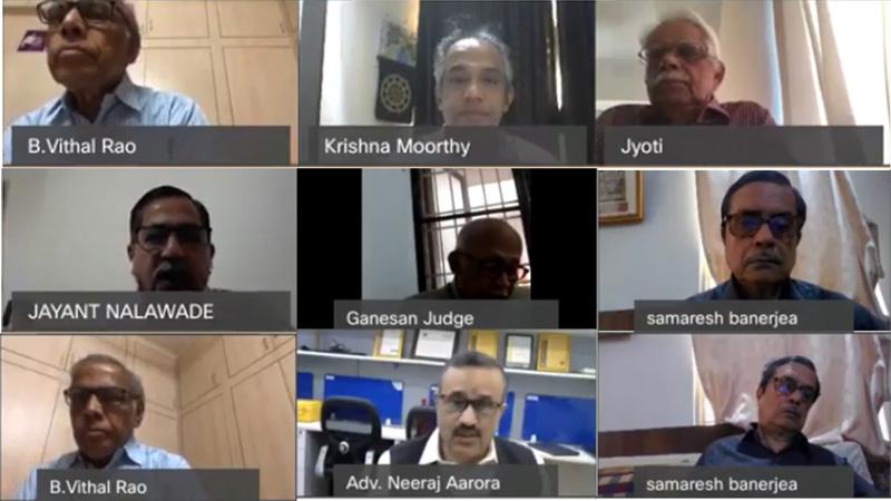 Online Conclave for Arbitrators | March 04 – 05, 2021