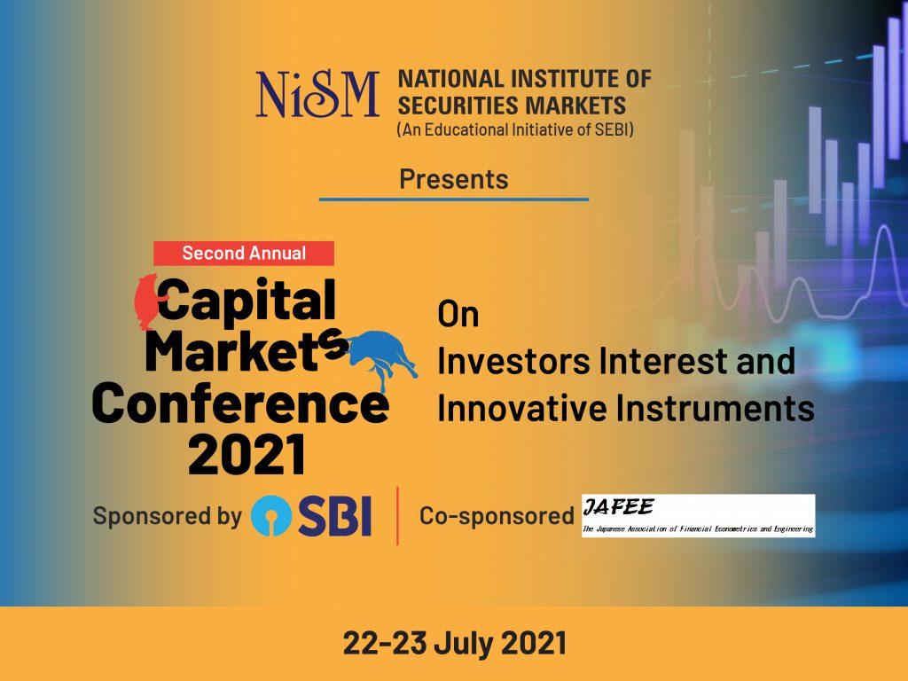 Keynote address by Shri Ajay Tyagi, Chairman, SEBI during Second Annual Capital Market Conference.