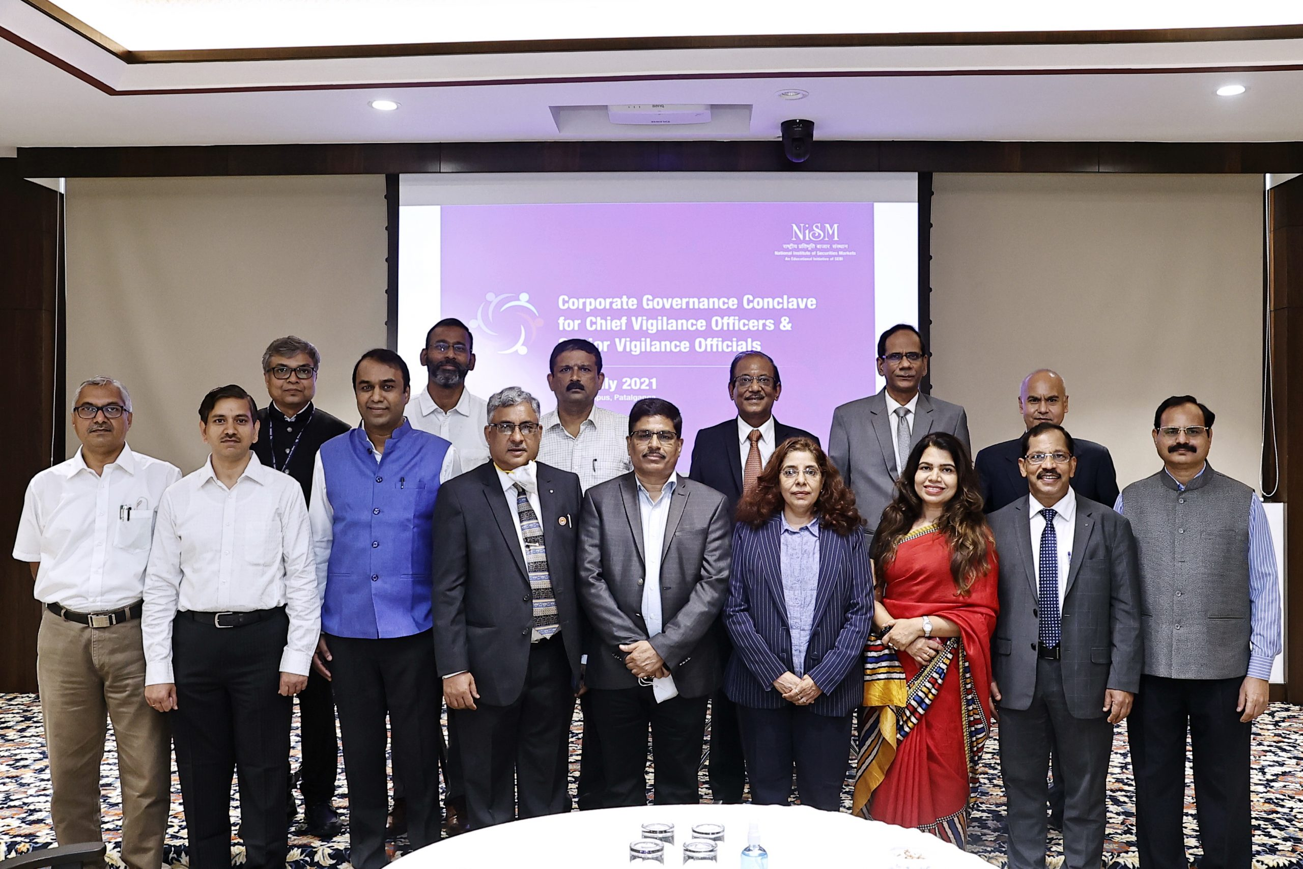 Corporate Governance Conclave for Chief Vigilance Officers and Senior Vigilance Officials | July 1-2, 2021